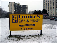 Eunice's Swim School