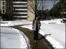 March 17th 2006, Snow in Toronto